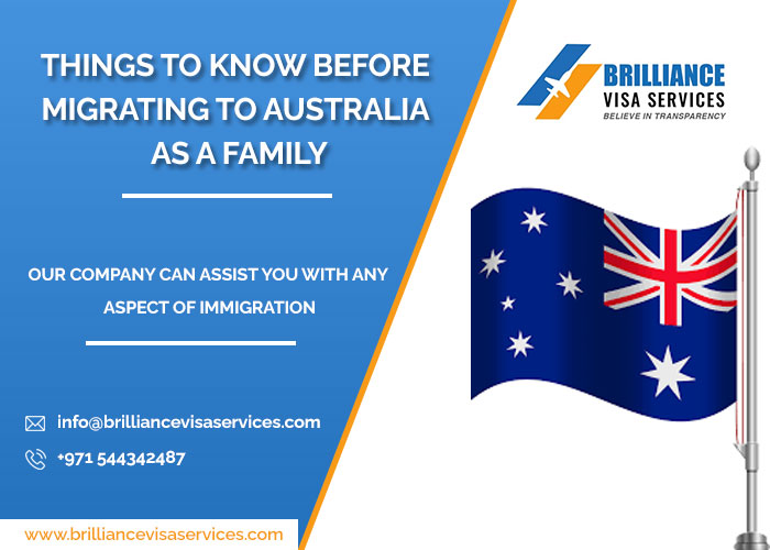Things to Bear In Mind While Shifting To Australia as a Family
