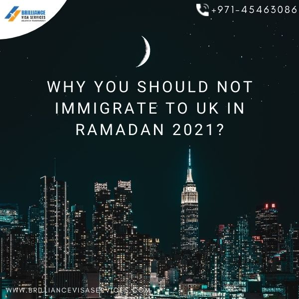 How will your Ramadan in 2021 be in the UK?