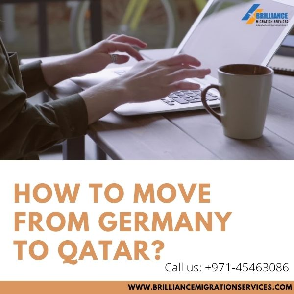 What is the Best Way to Shift to Germany from Qatar?