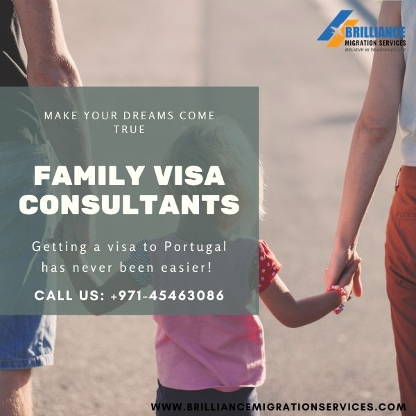 Family Visa Consultants in UAE for Portugal