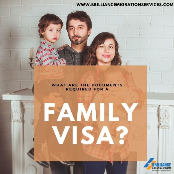 Essential Documents Needed Before Applying For a Family Visa