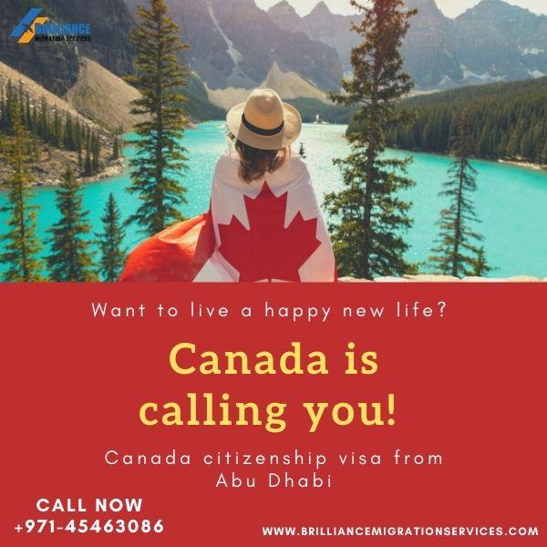 Canada Citizenship Visa from Abu Dhabi